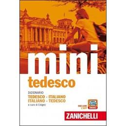 DIZIONARIO TEDESCO MINI 2.ED