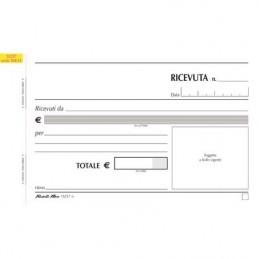 BLOCCO RICEVUTE GENER. 2C AUT.10X16