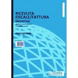 RICEVUTA FISCALE GENERICA 29