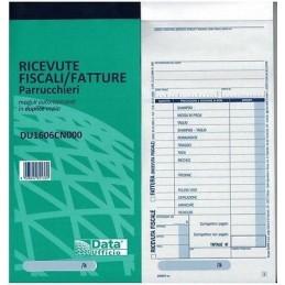 RICEVUTA FISCALE PARRUCCHIERI 21X10 2C