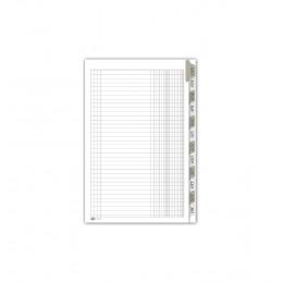 SCADENZARIO GEN-DIC.4PG/MESE SPIR.24X17
