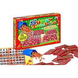 SUPER TOMBOLA SPECIAL 72 CARTELLE